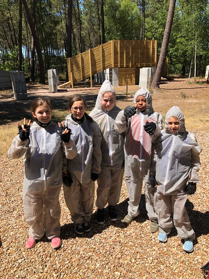 groupe paintball
